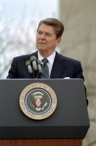 Courtesy Ronald Reagan Library.