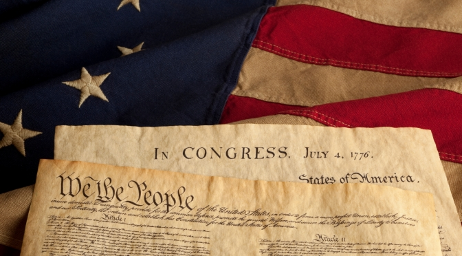 Were our Founding Father's Saints?