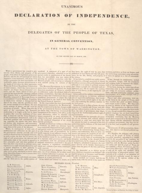 texasdeclaration
